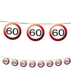 60-as sebességkorlátozó füzér