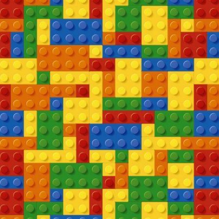 LEGO csomagolópapír