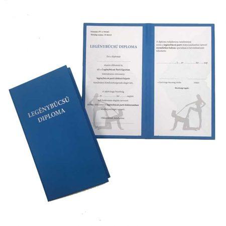 Diploma Legénybúcsúra