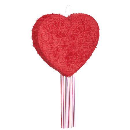 Szív Pinata
