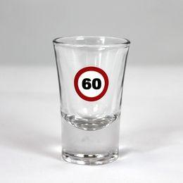 Sebességkorlátozó 60-as feles pohár