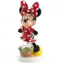 Minnie egér tortagyertya