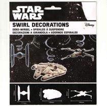 Star Wars spirális függő dekoráció
