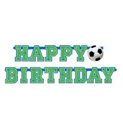 Focis Happy Birthday Felirat