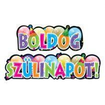 Boldog Szülinapot banner
