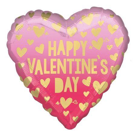 18 inch-es Happy Valentine