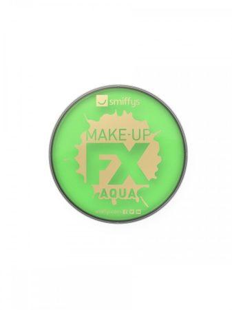 Lime zöld arcfesték tégelyben
